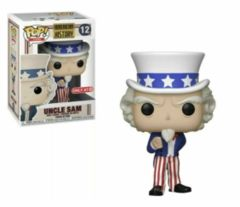 American History Uncle Sam Target Exclusive Pop Vinyl Figure