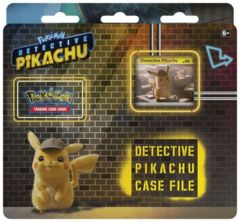 Detective Pikachu Case File (Pokemon)