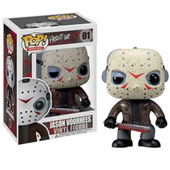 Friday The Thirteenth Jason Voorhees Pop Vinyl 01
