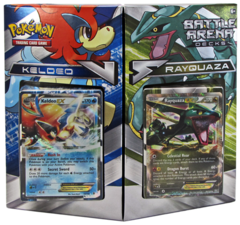 Battle Arena Decks: Rayquaza vs. Keldeo