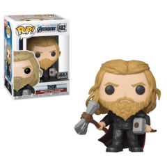 Avengers: Endgame Thor with Weapons Exclusive Pop! Vinyl Figure