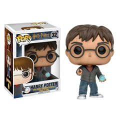 Harry Potter with Prophecy Stone Pop! Vinyl Figure