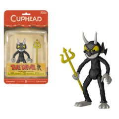 Funko Cuphead The Devil Action Figure