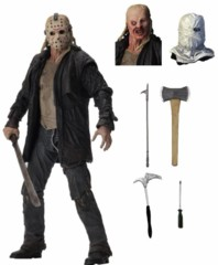 NECA  Friday the 13th Ultimate Jason Voorhees 7-Inch Scale Action Figure