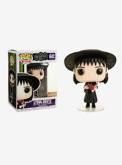 Beetlejuice Lydia Deetz Box Lunch Exclusive Pop Vinyl Figure