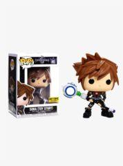 Kingdom Hearts Toy Story Sora Hot Topic Exclusive Pop Vinyl Figure