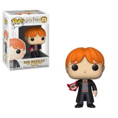 Harry Potter Ron Weasley with Howler Pop! Vinyl Figure #71