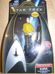 Star Trek Warp Collection Kirk 6 inch