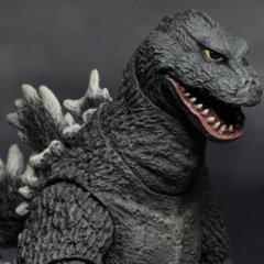 NECA  Godzilla King Kong vs. Godzilla Head to Tail 12-Inch Action Figure