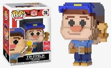 Wreck-It Ralph 8-Bit Fix-It Felix Summer Convention Exclusive Pop! Vinyl Figure