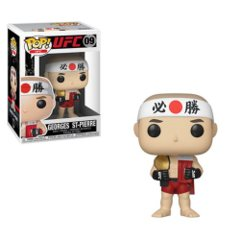 UFC George St. Pierre Pop! Vinyl Figure