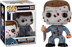 Halloween Blood Splatter Michael Myers FYE Exclusive  Pop Vinyl Figure