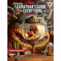 Dungeons & Dragons 5th Edition RPG: Xanathar's Guide to Everything
