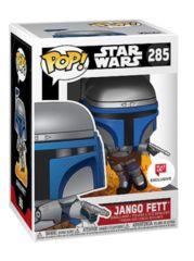 Star Wars Jango Fett Exclusive Pop! Vinyl Figure