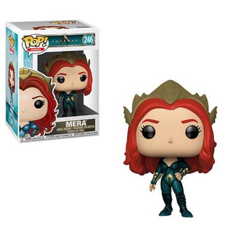 Aquaman Mera Pop! Vinyl Figure
