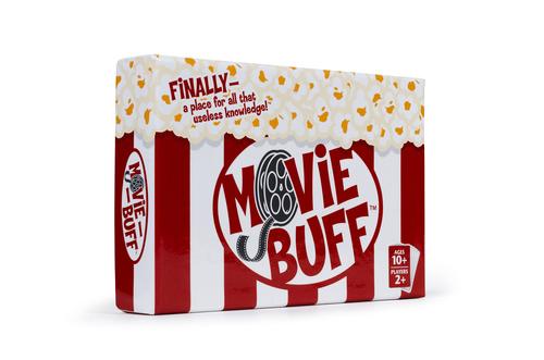 Movie Buff Board Game