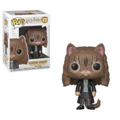 Harry Potter Hermione as Cat Pop! Vinyl Figure #77