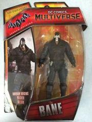 DC Multiverse Batman Arkham City Bane figure
