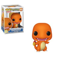 Pokemon Charmander Pop! Vinyl Figure #455