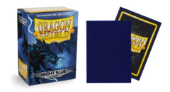Dragon Shield Night Blue Deck Protectors 100ct Standard Size