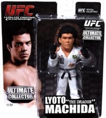 UFC Lyoto The Dragon Machida Ultimate Collector Series 10 Figure