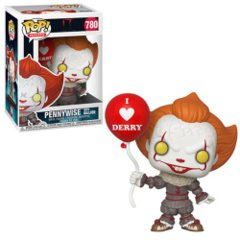 It: Chapter 2 Pennywise with Balloon Funko Pop! Vinyl Figure