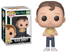 Rick and Morty Slick Morty Pop! Vinyl Figure