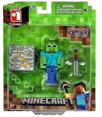 minecraft Overworld zombie