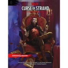 Dungeon & Dragons 5th Edition RPG: Curse of Strahd