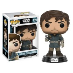 Star Wars Rogue One Captain Cassian Andor Pop! Vinyl Figure