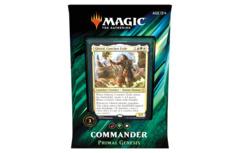 Commander 2019 Deck - Primal Genesis