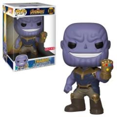 Avengers Infinity War Thanos w/ Gauntlet 10 inch Target Exclusive Pop Vinyl Figure