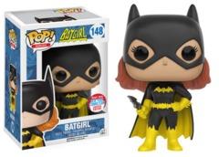 DC Super Heroes Batgirl NYCC Exclusive Pop Vinyl Figure