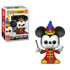 Mickey's 90th Band Concert Mickey Pop! Vinyl Figure #430