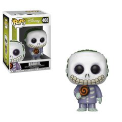 The Nightmare Before Christmas Barrel Pop! Vinyl Figure