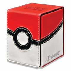 Ultra Pro - Alcove Flip Box -Pokemon Pokeball