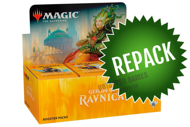 Guilds of Ravnica Booster Box Repack