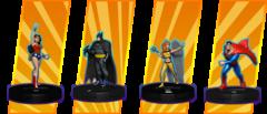 DC HeroClix: Justice League Unlimited Prerelease Kit