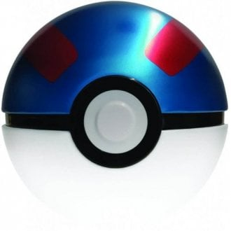 Pokéball Tin - Great Ball