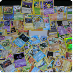 240 Pokemon Cards: Premium Lot