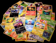 100 Pokemon Cards With Rares & Promo!