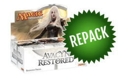 Avacyn Restored Booster Box Repack