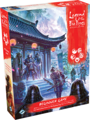 Legend of the Five Rings Roleplaying Game Beginner Game