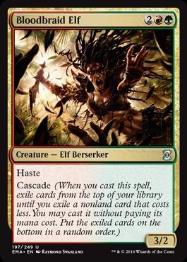 Bloodbraid Elf - Eternal Masters