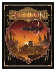 D&D Eberron Rising from the Last War Hobby Store Hardcover IN STORE ONLY