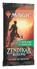 Zendikar Rising Set Booster Pack RELEASE DAY 9-25-20
