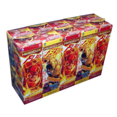 DC: Heroclix: The Flash 10 Count Booster Brick