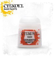 Citadel Paint Base: Ceramite White