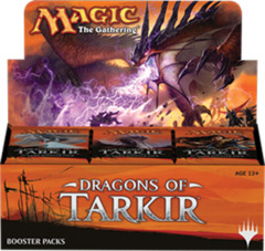 Dragons of Tarkir Booster Box WEBSITE DIRECT PRICE
