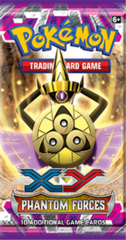 XY Phantom Forces Booster Pack